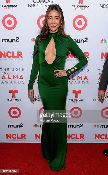 Actress Fernanda Romero attends the 2013 NCLR ALMA Awards at Pasadena Civic Auditorium on September 27 2013 in Pasadena California