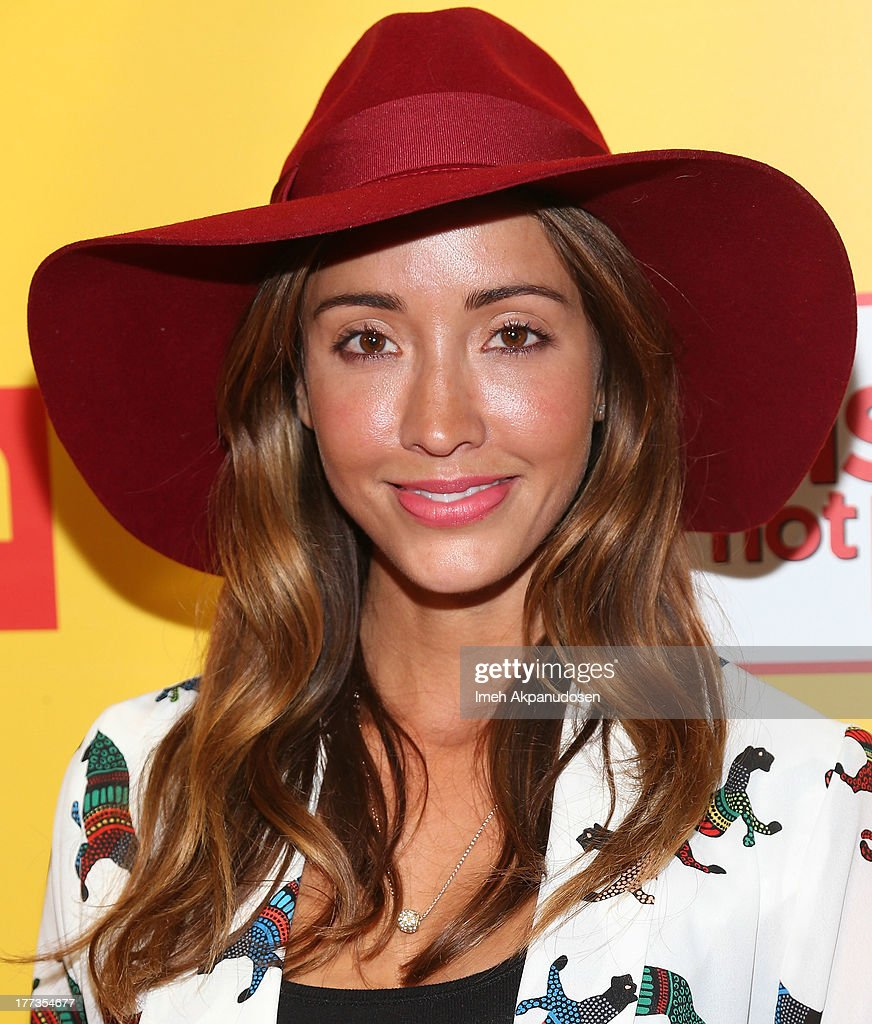 Actress <a gi-track='captionPersonalityLinkClicked' href=/galleries/search?phrase=Fernanda+Romero&family=editorial&specificpeople=2330305 ng-click='$event.stopPropagation()'>Fernanda Romero</a> attends the premiere of Pantelion Films' 'Instructions Not Included' at TCL Chinese Theatre on August 22, 2013 in Hollywood, California.