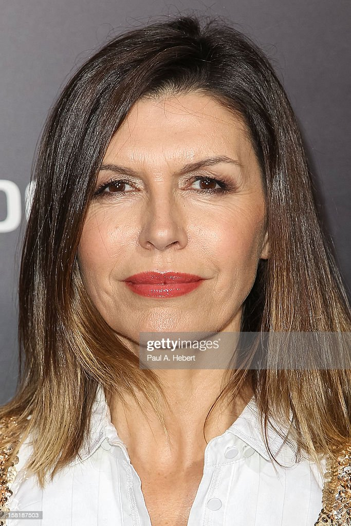 Actress Finola Hughes arrives at the premiere of Columbia Pictures' 'Zero Dark Thirty' held at the Dolby Theatre on December 10, 2012 in Hollywood, California.