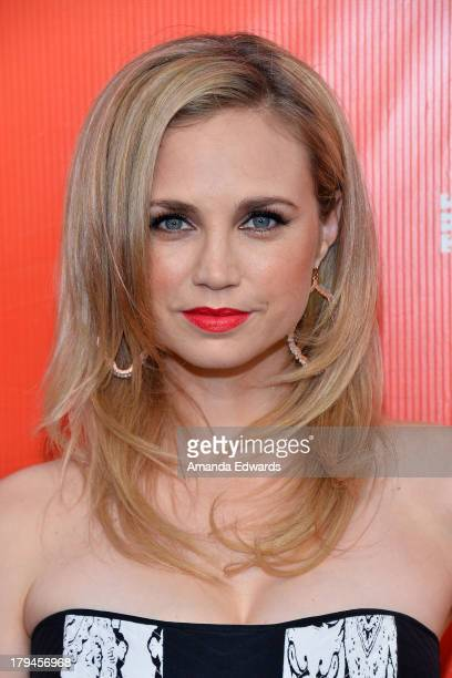Actress Fiona Gubelmann arrives at the FXX Network launch party featuring the season premieres of 'It's Always Sunny In Philadelphia' and 'The...