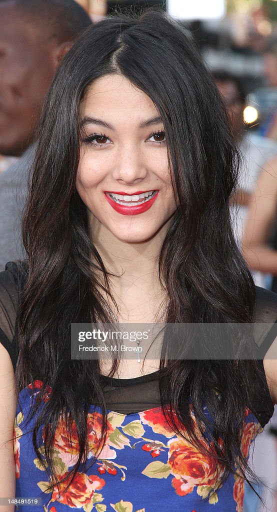 Actress Fivel Stewart attends the Premiere Of Summit Entertainment's 'Step Up Revolution' at Grauman's Chinese Theatre on July 17, 2012 in Hollywood, California.
