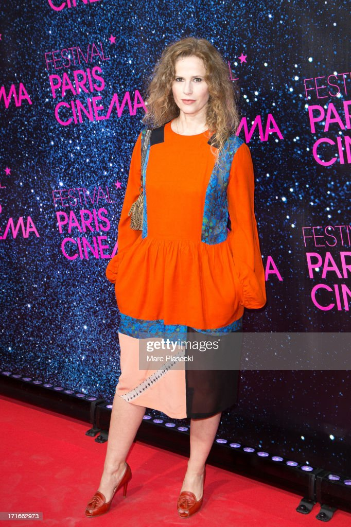 Actress Florence Darel attends the 'Festival Paris Cinema ...