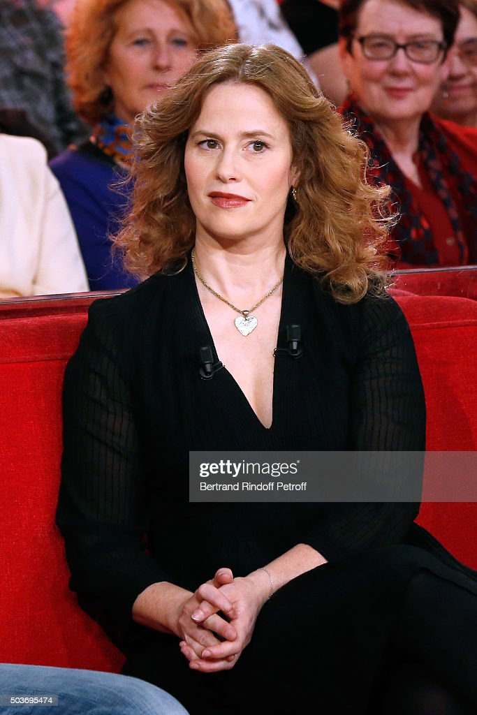 'Vivement Dimanche' French TV Show At Pavillon Gabriel In ...