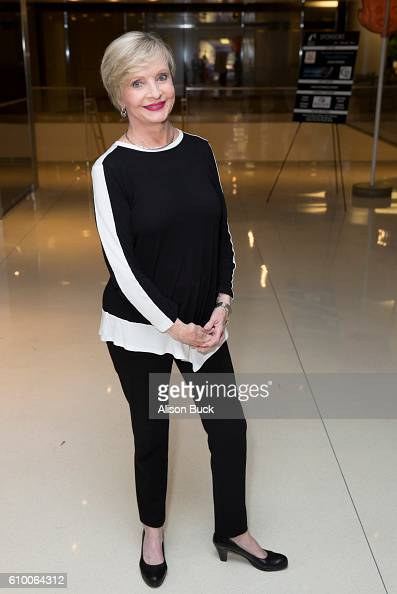 Actress Florence Henderson attends the Stray Cat Alliance Presents Benefit Performance Of Celebrity Autobiography at CAA on September 23 2016 in Los...
