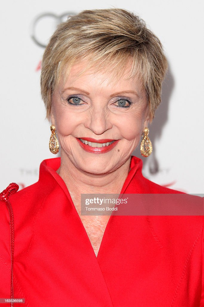 Actress Florence Henderson attends the Television Academy's 22nd Annual Hall Of Fame Induction Gala held at The Beverly Hilton Hotel on March 11, 2013 in Beverly Hills, California.