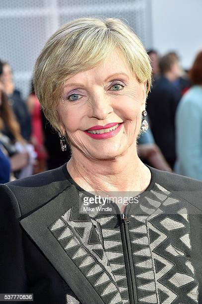Actress Florence Henderson attends the Television Academy's 70th Anniversary Gala on June 2 2016 in Los Angeles California
