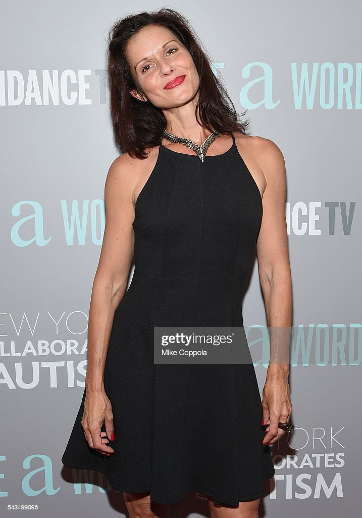 Actress Florencia Lozano attends 'The A Word' New York screening at Museum Of Arts And Design on June 28, 2016 in New York City.