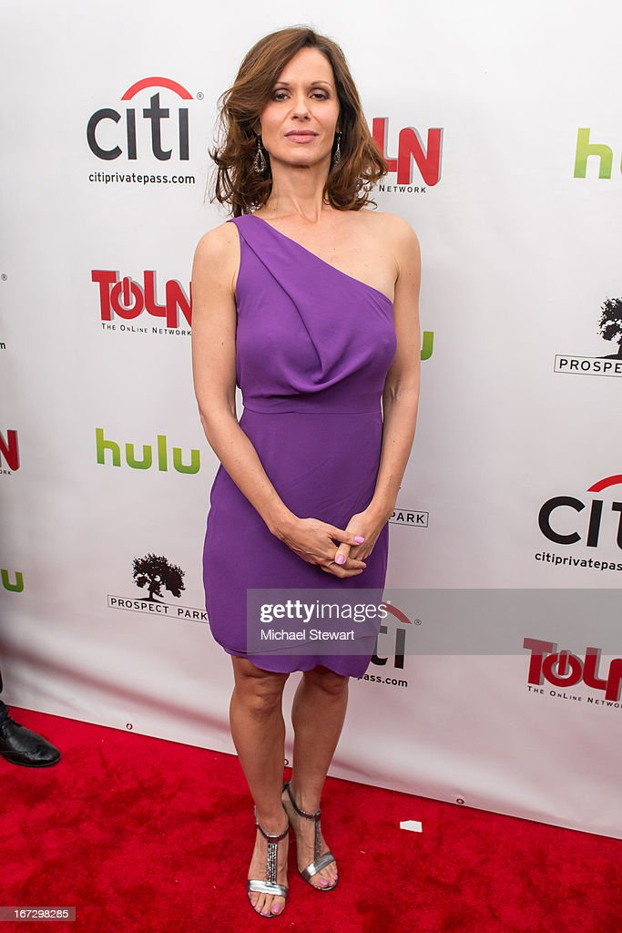 Actress Florencia Lozano attends the 'All My Children' & 'One Life To Live' premiere at Jack H. Skirball Center for the Performing Arts on April 23, 2013 in New York City.