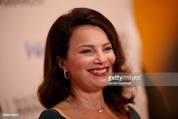 Actress Fran Drescher attends the 2015 Health Hero Awards hosted by WebMD at The Times Cente on November 5 2015 in New York City