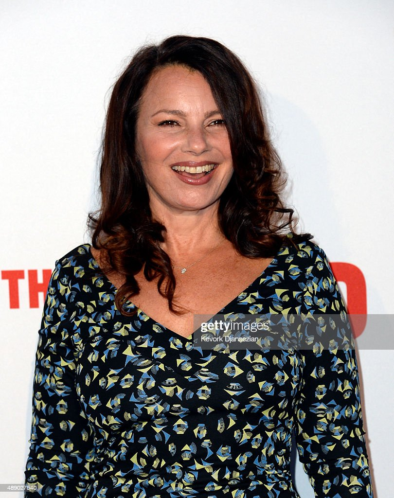 Actress Fran Drescher attends The Broad museum's inaugural celebration September 18, 2015, in Los Angeles, California.