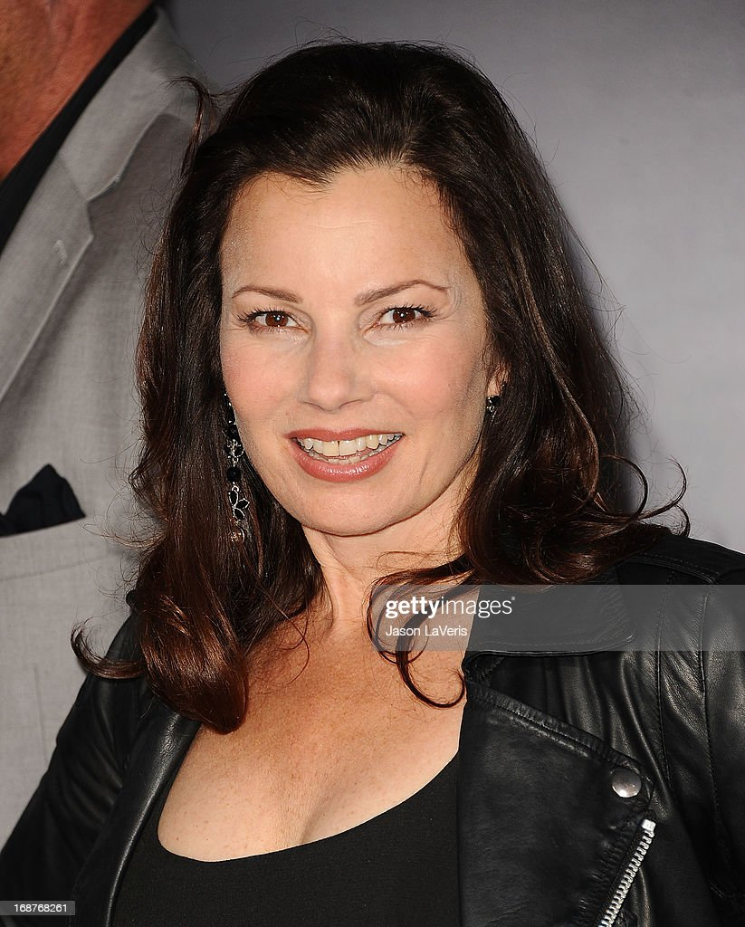 Actress Fran Drescher attends the premiere of 'Star Trek Into Darkness' at Dolby Theatre on May 14, 2013 in Hollywood, California.