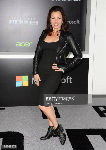 Actress Fran Drescher attends the premiere of 'Star Trek Into Darkness' at Dolby Theatre on May 14 2013 in Hollywood California