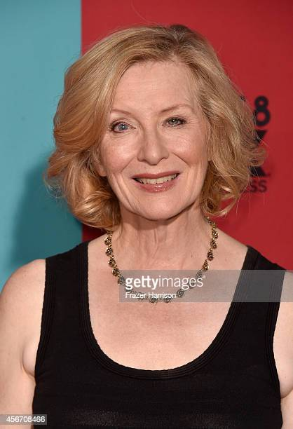 Actress Frances Conroy attends FX's 'American Horror Story Freak Show' premiere screening at TCL Chinese Theatre on October 5 2014 in Hollywood...