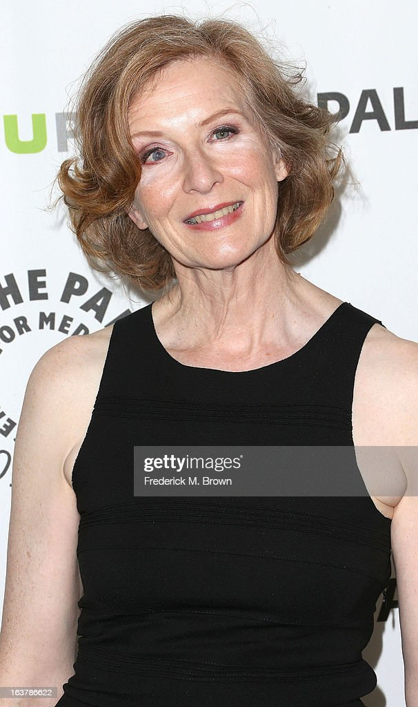 Actress Frances Conroy attends The Paley Center For Media's PaleyFest 2013 Honoring 'American Horror Story: Asylum' at the Saban Theatre on March 15, 2013 in Beverly Hills, California.