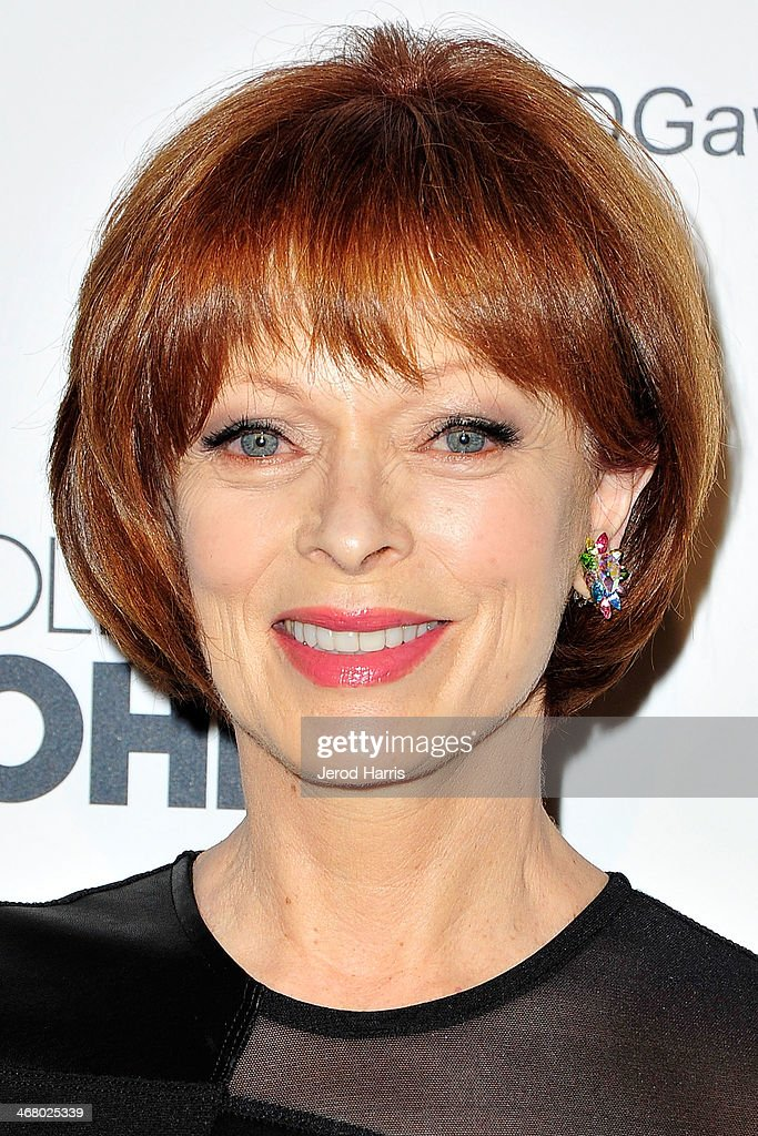Actress <a gi-track='captionPersonalityLinkClicked' href=/galleries/search?phrase=Frances+Fisher&family=editorial&specificpeople=211520 ng-click='$event.stopPropagation()'>Frances Fisher</a> arrives at the 18th Annual Art Directors Guild Excellence in Production Design Awards at The Beverly Hilton Hotel on February 8, 2014 in Beverly Hills, California.
