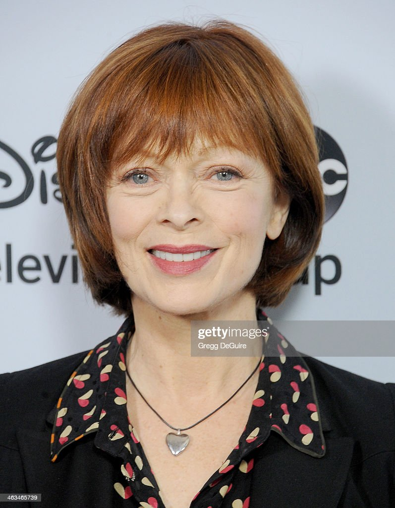 Actress <a gi-track='captionPersonalityLinkClicked' href=/galleries/search?phrase=Frances+Fisher&family=editorial&specificpeople=211520 ng-click='$event.stopPropagation()'>Frances Fisher</a>, arrives at the ABC/Disney TCA Winter Press Tour party at The Langham Huntington Hotel and Spa on January 17, 2014 in Pasadena, California.