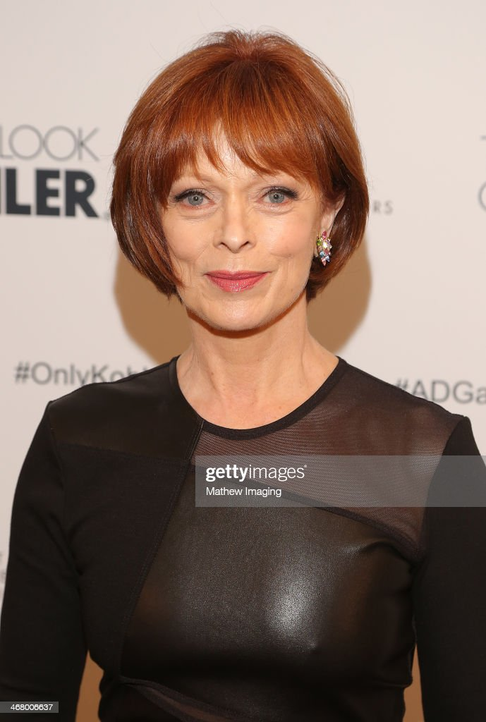 Actress <a gi-track='captionPersonalityLinkClicked' href=/galleries/search?phrase=Frances+Fisher&family=editorial&specificpeople=211520 ng-click='$event.stopPropagation()'>Frances Fisher</a> at the 18th Annual ADG Awards held at The Beverly Hilton Hotel on February 8, 2014 in Beverly Hills, California.