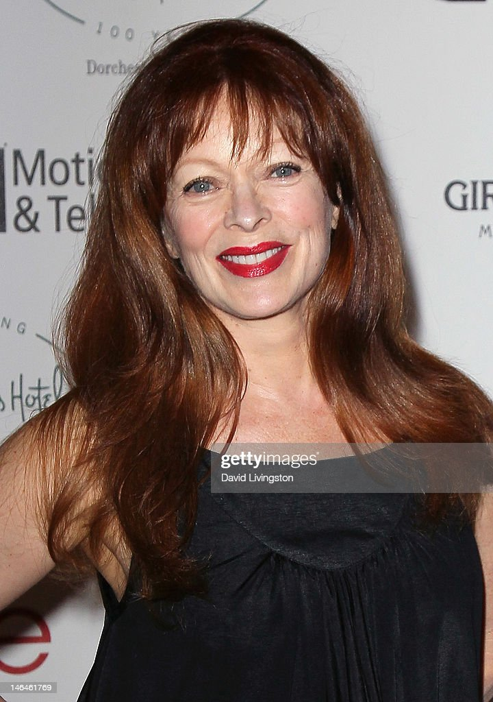 Actress <a gi-track='captionPersonalityLinkClicked' href=/galleries/search?phrase=Frances+Fisher&family=editorial&specificpeople=211520 ng-click='$event.stopPropagation()'>Frances Fisher</a> attends an intimate cocktail celebration hosted by Brett Ratner in conjunction with the 100th anniversary celebration of The Beverly Hills Hotel at The Beverly Hills Hotel on June 16, 2012 in Beverly Hills, California.