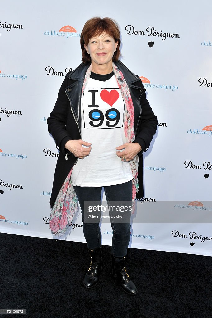 Actress Frances Fisher attends Children's Justice Campaign Event on May 12, 2015 in Beverly Hills, California.
