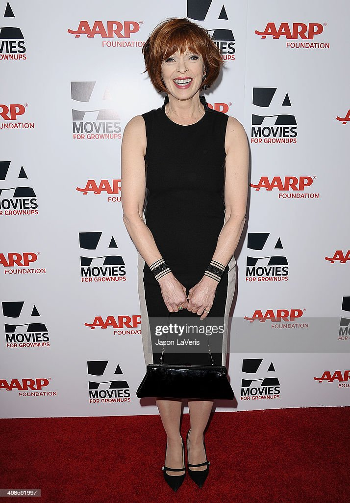Actress <a gi-track='captionPersonalityLinkClicked' href=/galleries/search?phrase=Frances+Fisher&family=editorial&specificpeople=211520 ng-click='$event.stopPropagation()'>Frances Fisher</a> attends the 13th annual AARP's Movies For Grownups Awards gala at Regent Beverly Wilshire Hotel on February 10, 2014 in Beverly Hills, California.