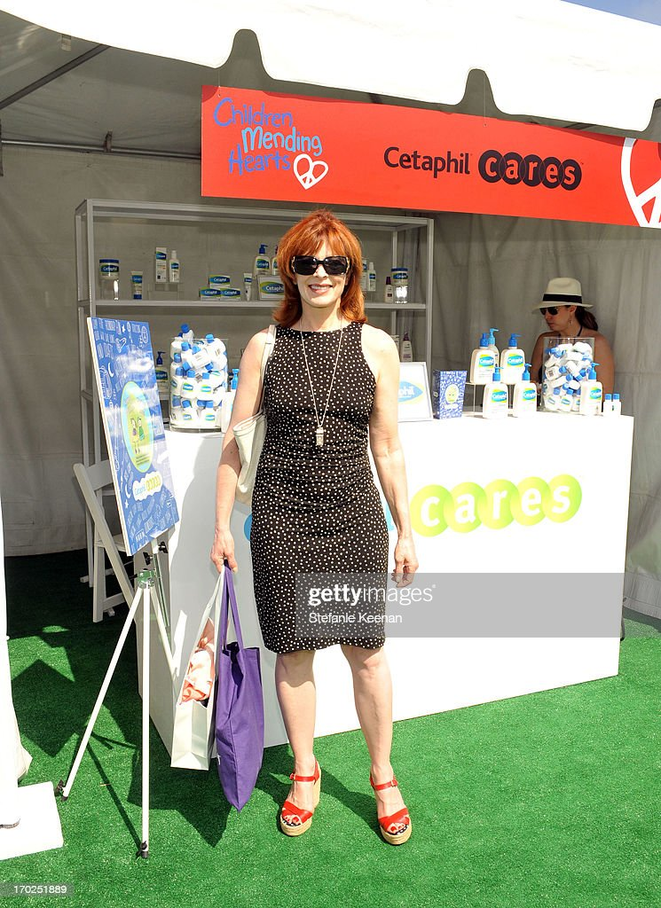 Actress Frances Fisher attends the 1st Annual Children Mending Hearts Style Sunday on June 9, 2013 in Beverly Hills, California.