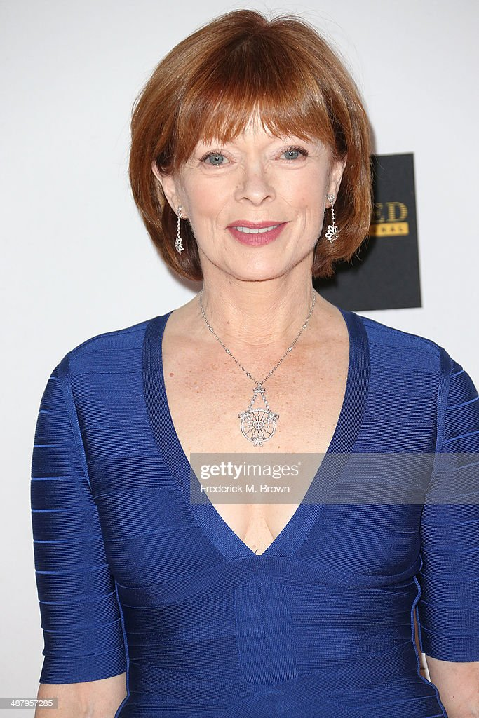 Actress <a gi-track='captionPersonalityLinkClicked' href=/galleries/search?phrase=Frances+Fisher&family=editorial&specificpeople=211520 ng-click='$event.stopPropagation()'>Frances Fisher</a> attends the 21st Annual Race to Erase MS at the Hyatt Regency Century Plaza Hotel on May 2, 2014 in Century City, California.