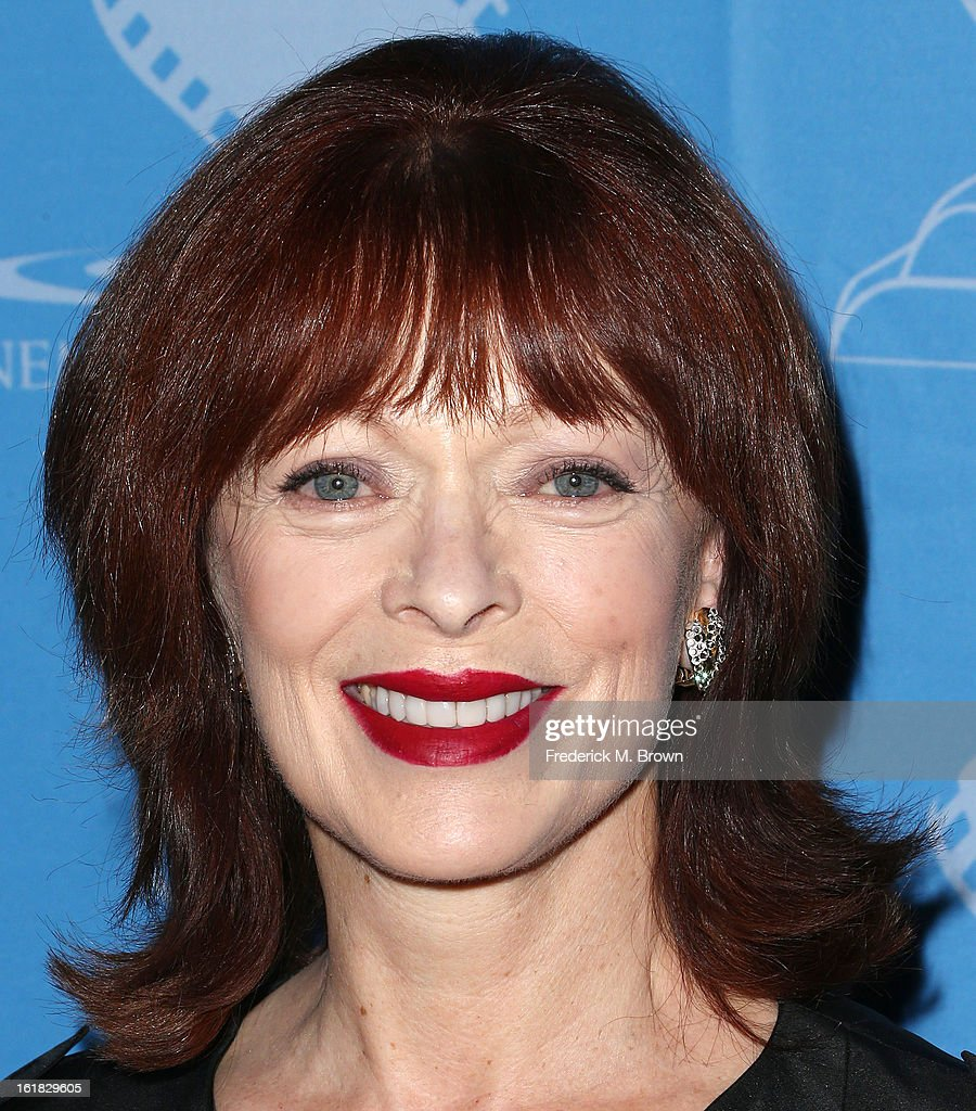 Actress Frances Fisher attends the 49th Annual Cinema Audio Society Awards 'CAS' at the Millennium Biltmore Hotel on February 16, 2013 in Los Angeles, California.