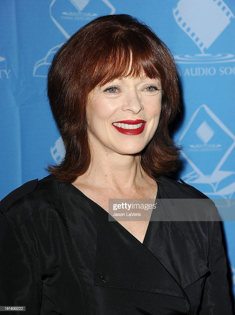 Actress Frances Fisher attends the 49th annual Cinema Audio Society Guild Awards at Millennium Biltmore Hotel on February 16, 2013 in Los Angeles, California.