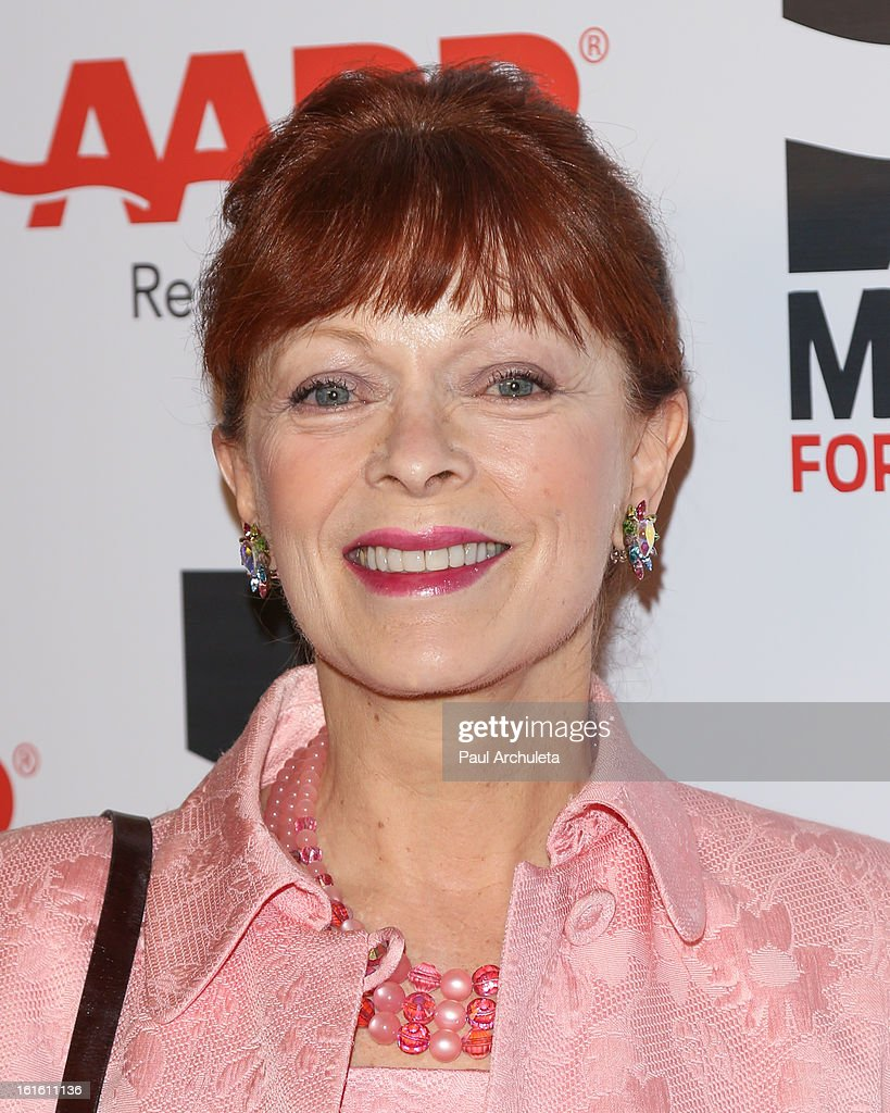 Actress Frances Fisher attends the AARP Magazine's 12th annual Movies For Grownups Awards luncheon at the Peninsula Hotel on February 12, 2013 in Beverly Hills, California.