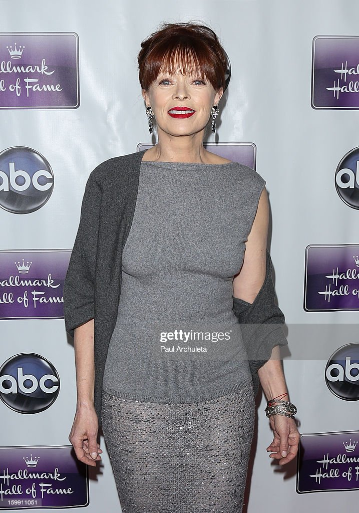 Actress Frances Fisher attends the premiere of 'The Makeover' at the Fox Studio Lot on January 22, 2013 in Century City, California.