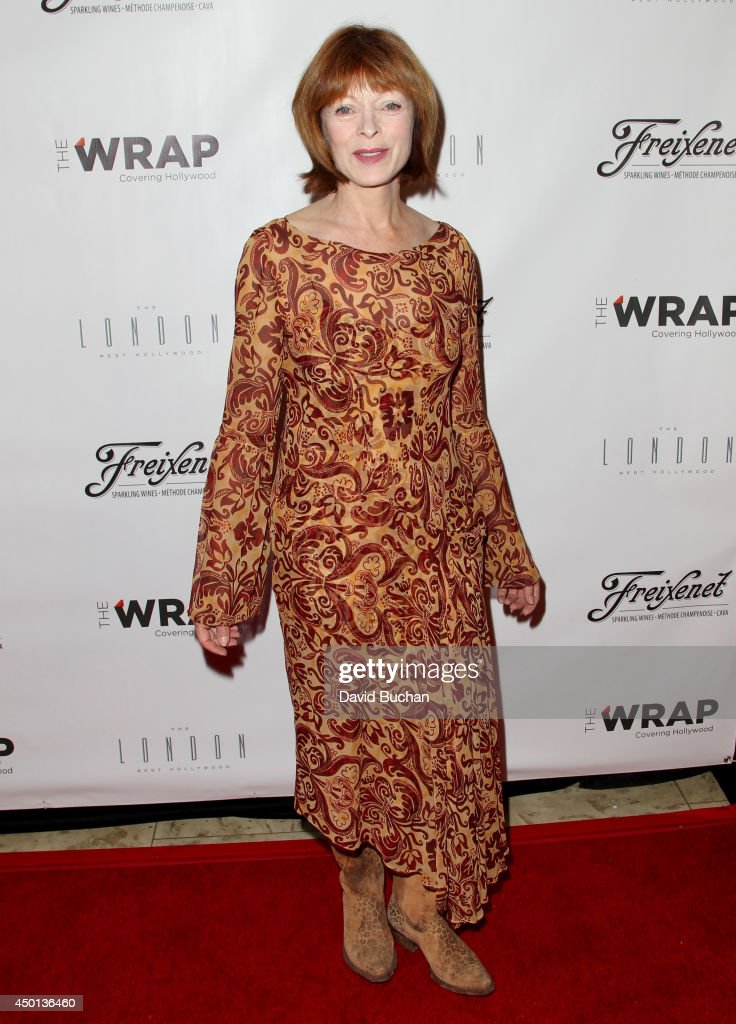 Actress Frances Fisher attends TheWrap's First Annual Emmy Party at The London West Hollywood on June 5, 2014 in West Hollywood, California.
