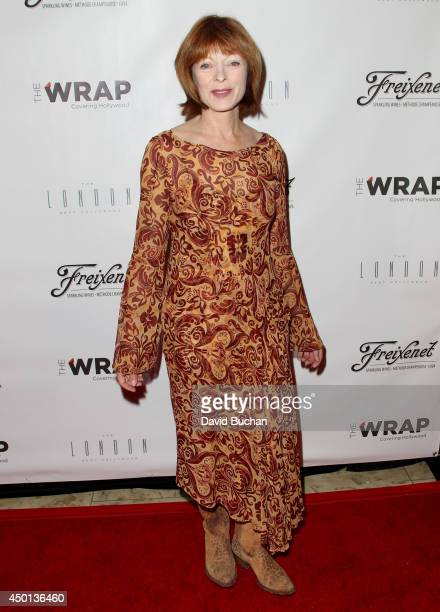 Actress Frances Fisher attends TheWrap's First Annual Emmy Party at The London West Hollywood on June 5 2014 in West Hollywood California