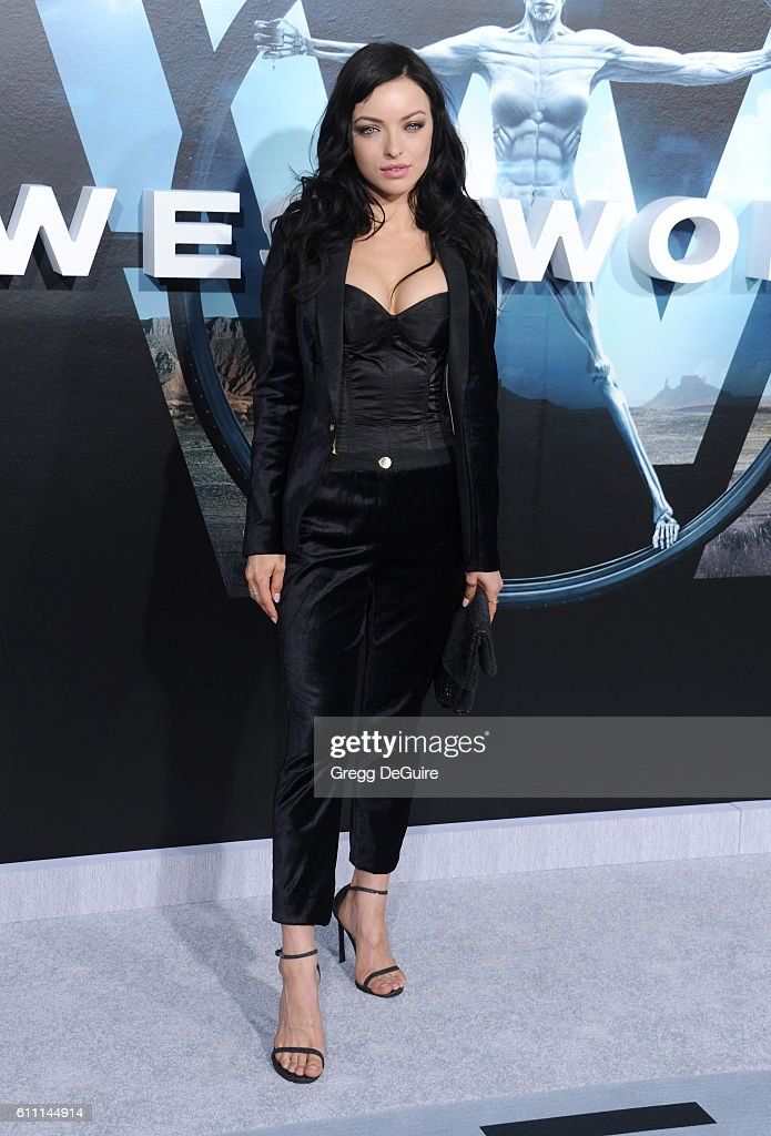 Premiere Of HBO's 'Westworld' - Arrivals : News Photo