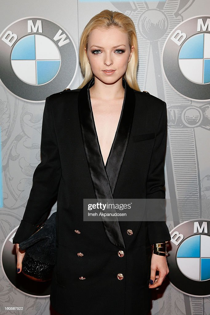 Actress Francesca Eastwood attends the 17th Annual Art Directors Guild Awards For Excellence In Production Design at The Beverly Hilton Hotel on February 2, 2013 in Beverly Hills, California.