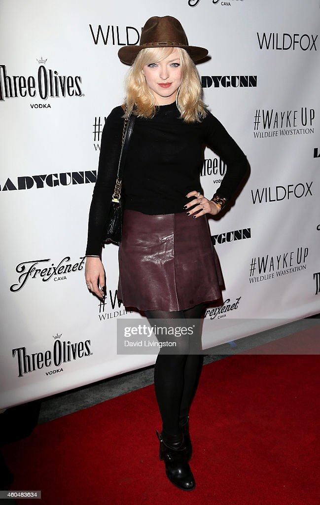 Wildfox And Ladygunn Magazine Presents Wayke Up Fundraiser Hosted By Nikki Reed
