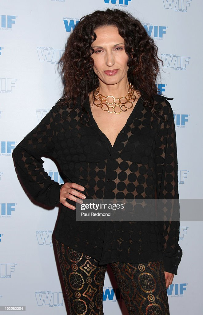 Actress Francesca Fanti arrives at American Cinematheque hosts Cuban Women Filmmakers US Showcase at American Cinematheque's Egyptian Theatre on March 8, 2013 in Hollywood, California.