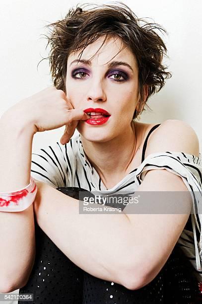 Francesca Inaudi celebrities photo 21