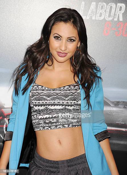 Francia Raisa Stock Photos and Pictures | Getty Images