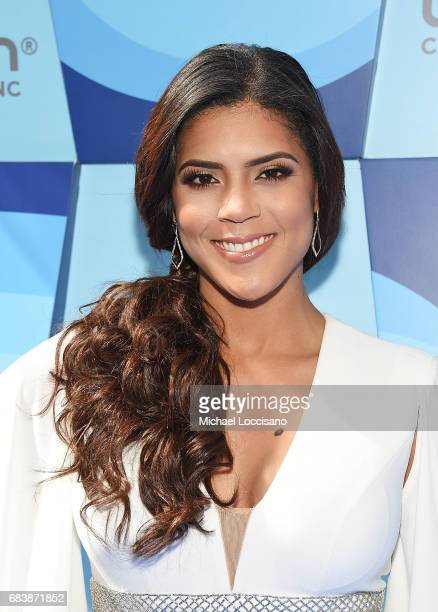Actress Francisca Lachapel attends the 2017 Univision Upfront at the Lyric Theatre on May 16 2017 in New York City