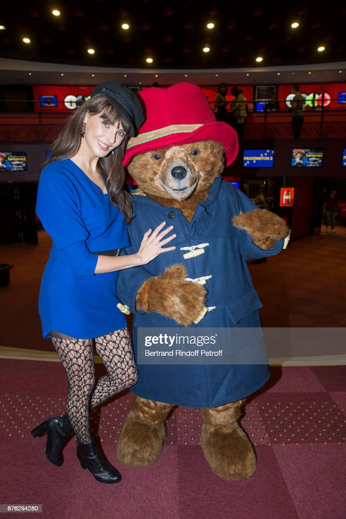 """Paddington 2"" : Paris Photocall At L'Olympia"