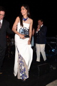 Actress Freida Pinto attends Day 2 of the Ischia Global Film Music 2014 on July 13 2014 in Ischia Italy