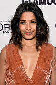 Actress Freida Pinto attends the Glamour 2014 Women Of The Year Awards at Carnegie Hall on November 10 2014 in New York City