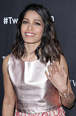 Actress Freida Pinto attends the premiere of Substance Over Hype's 'Two Bellmen Two' at JW Marriott Los Angeles at LA LIVE on February 4 2016 in Los...