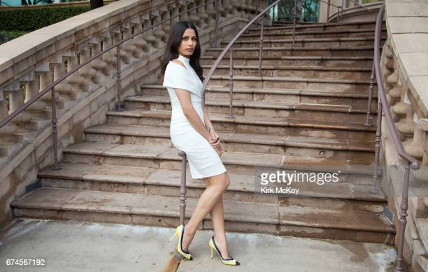 Actress Freida Pinto is photographed for Los Angeles Times on January 9 2017 in Pasadena California PUBLISHED IMAGE CREDIT MUST READ Kirk McKoy/Los...