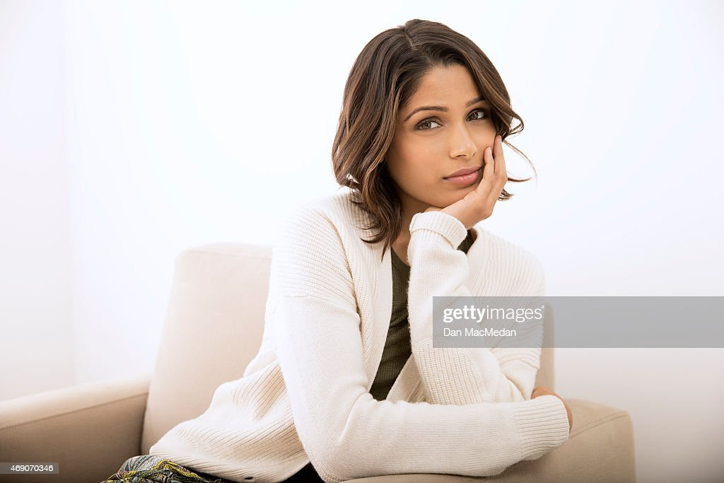 Freida Pinto, USA Today, April 7, 2015