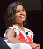 Actress Freida Pinto speaks on stage during the SAWA Seminar as part of the Cannes Lions International Festival of Creativity on June 24 2015 in...