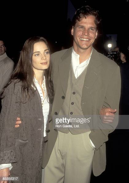 Craig Sheffer Gabrielle Anwar Stock Photos and Pictures ...