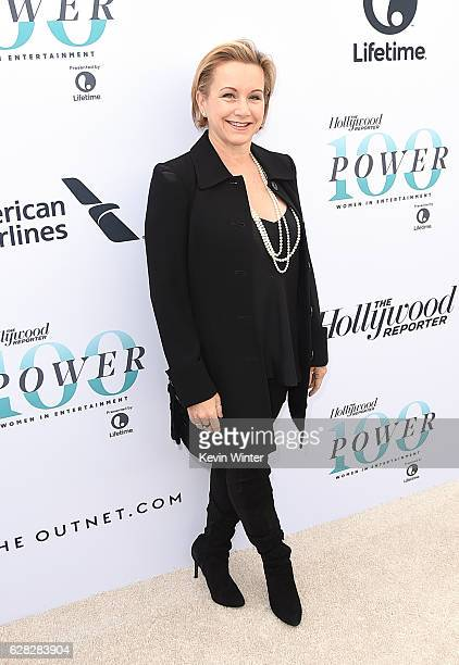 Actress Gabrielle Carteris attends The Hollywood Reporter's Annual Women in Entertainment Breakfast in Los Angeles at Milk Studios on December 7 2016...