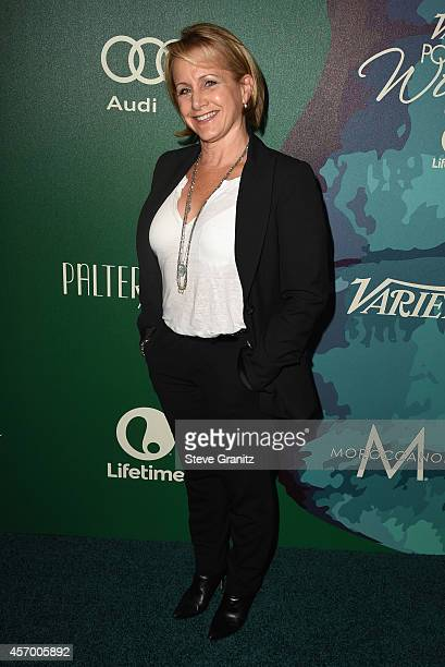 Actress Gabrielle Carteris attends Variety's 2014 Power of Women Event in LA presented by Lifetime at the Beverly Wilshire Four Seasons Hotel on...