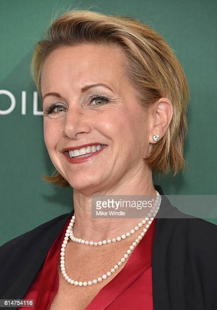 Actress Gabrielle Carteris attends Variety's Power of Women Luncheon 2016 at the Beverly Wilshire Four Seasons Hotel on October 14 2016 in Beverly...
